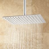 Flova Design KI016C Air-in Rainshower | верхний душ 404x404 мм (хром)