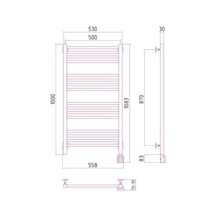 Модус программа для составления электрических схем